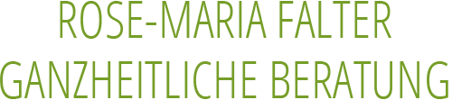 Rose-Maria Falter Logo